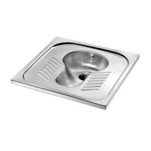 700mm Squat WC Pan - WC1800