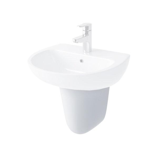 Basin Semi Pedestal - NLGWHSPE