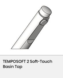 BIM Object - Delabie TEMPOSOFT 2 Basin Tap