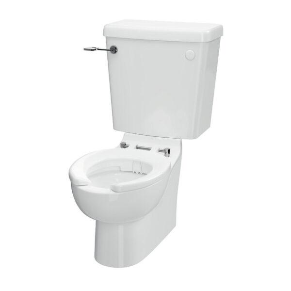 Close Coupled 300mm Infant WC Set