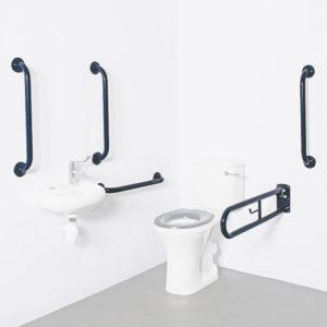 Doc M Toilet Grab Rail Pack