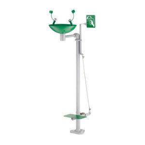 Free-Standing Safety Eyewash Station