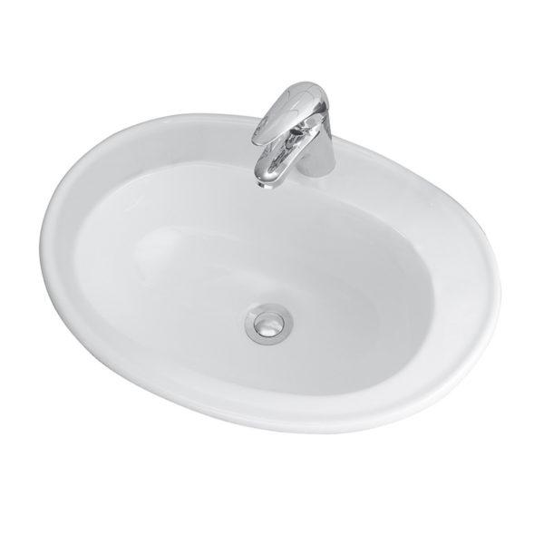 Inset Vanity Basin - ASWHVBA1