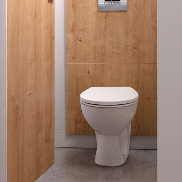 Vence Premium Toilet Seat - Down