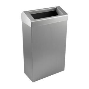 Washroom 30 Litre Waste Bin - Chute Lid