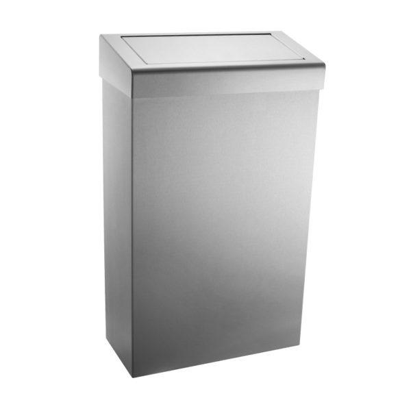 Washroom 30 Litre Waste Bin - Flap Lid